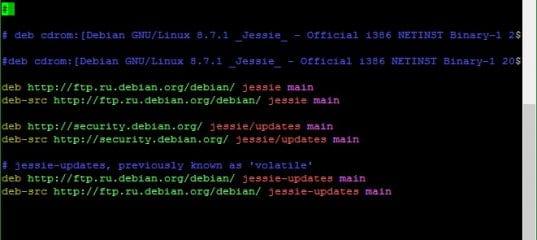 """Причина появления ошибки """"Не удалось найти пакет..."""" на ОС Debian"""